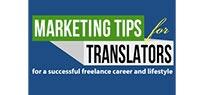 Marketing Tips for Translators logo